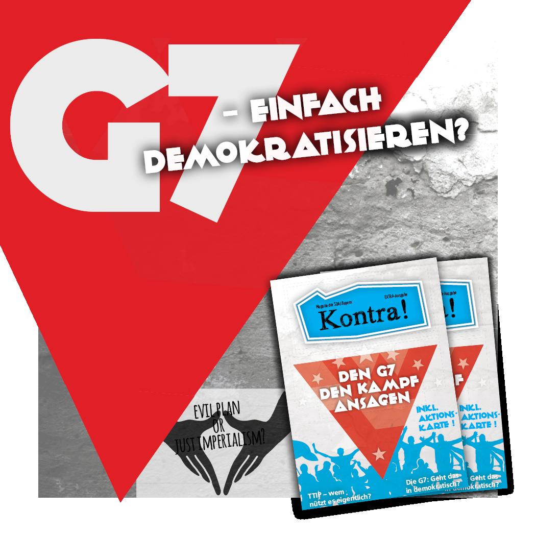 G7 – einfach demokratisieren?