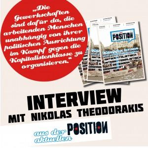 Ein Interview mit Nikolas Theodorakis