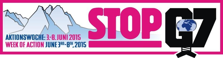 #wirkommenalle – Gemeinsam gegen den G7-Gipfel demonstrieren!