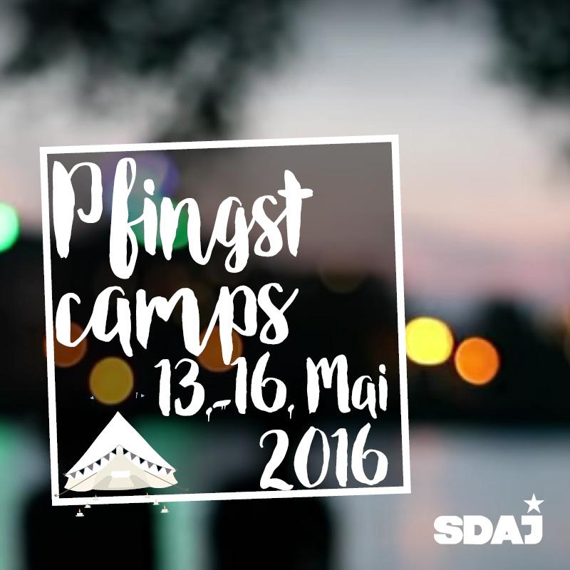 Pfingsten – da war doch was? Auf zum Pfingstcamp 2016!