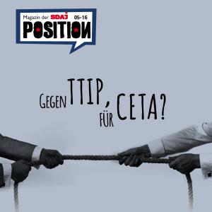 Gegen TTIP, für CETA?