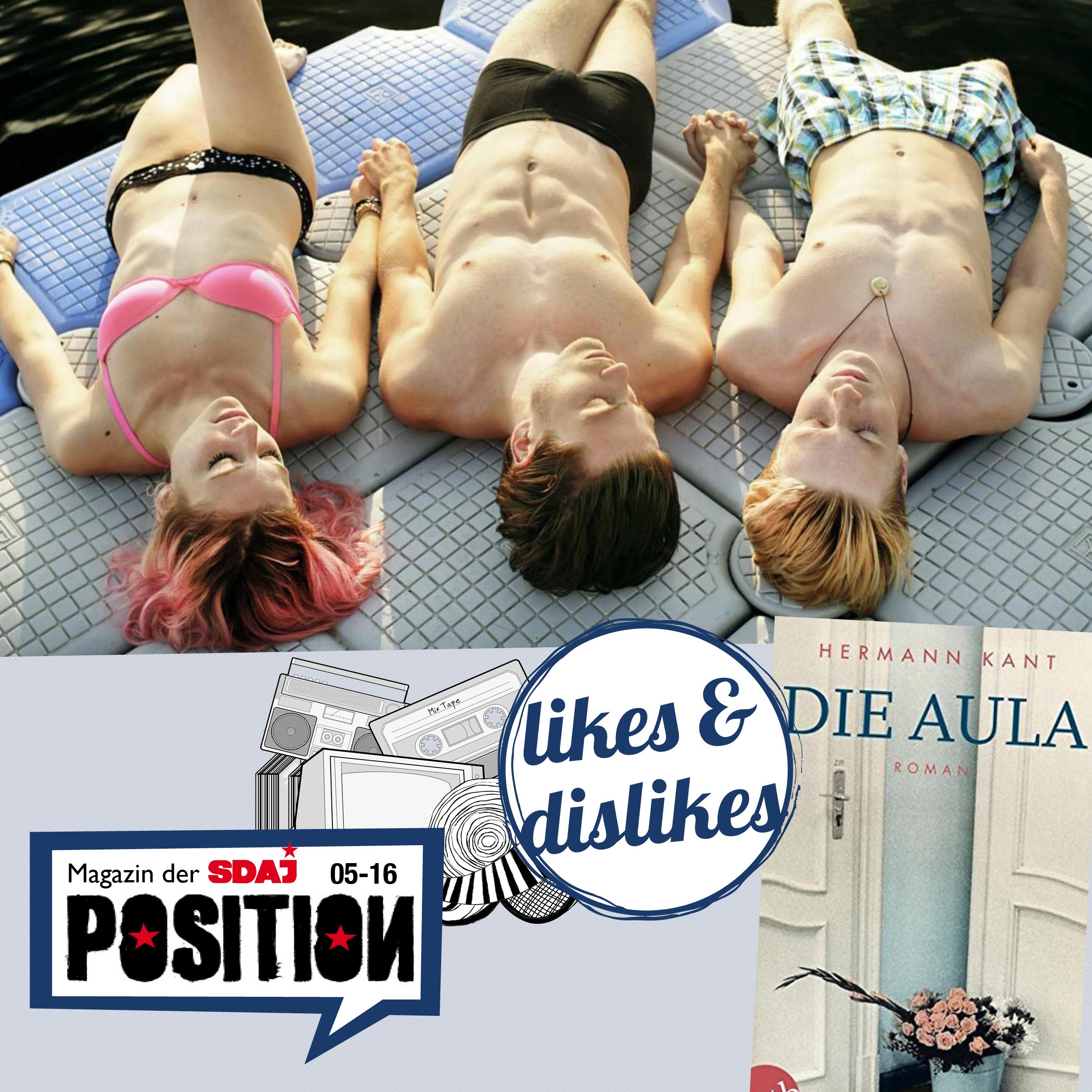 Likes und Dislikes aus der POSITION #5/16