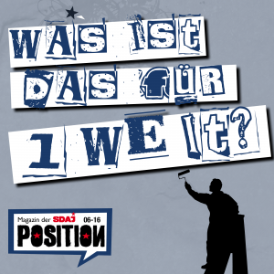 Wessen Welt? (POSITION #6/16)
