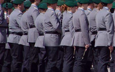 Militarisierung der Gesellschaft (2008)