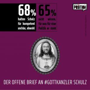 Der offene Brief an Martin Schulz