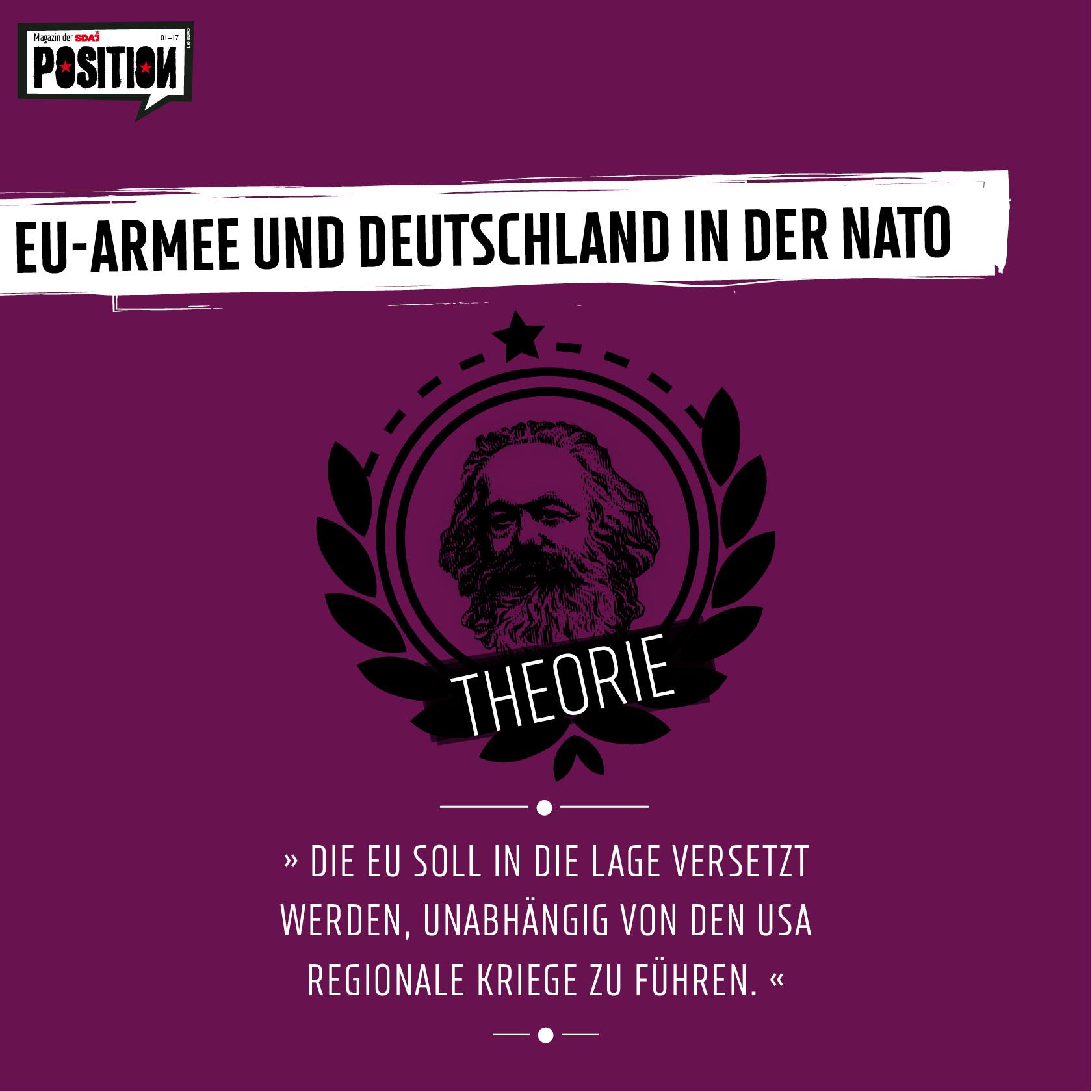 EU-Armee und Deutschland in der NATO