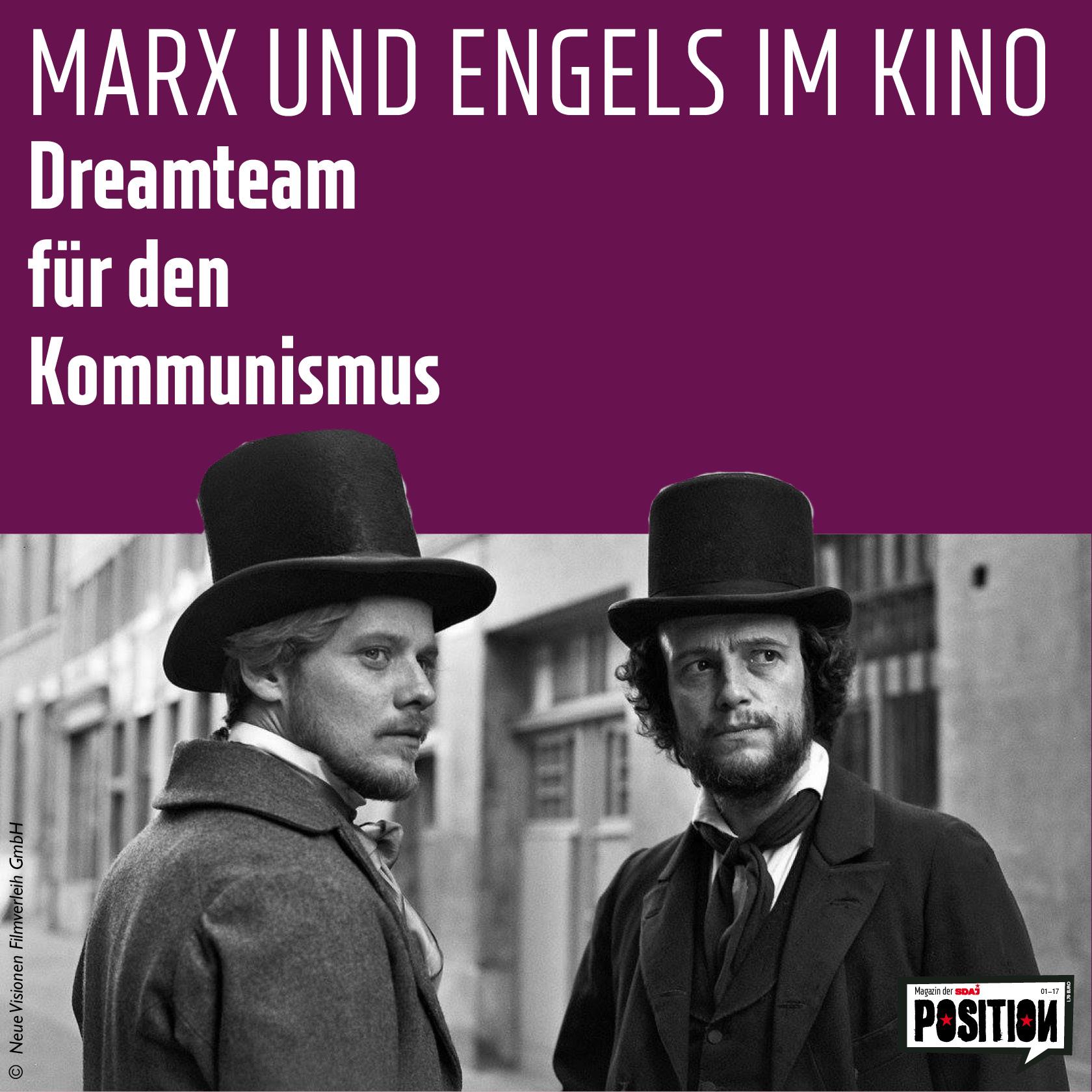 Dreamteam für den Kommunismus