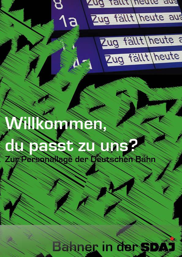 Zum Mitarbeitermangel der Deutschen Bahn
