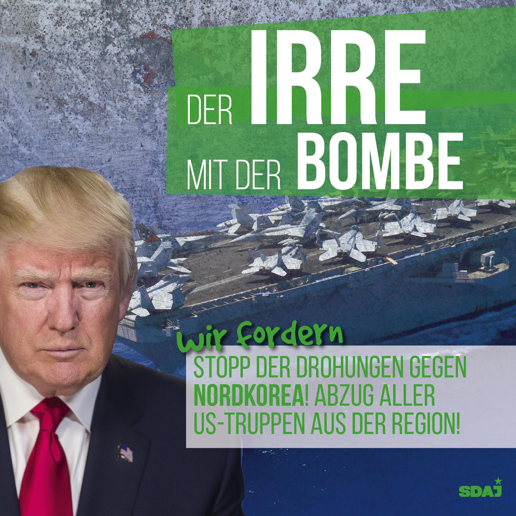 Der Irre mit der Bombe
