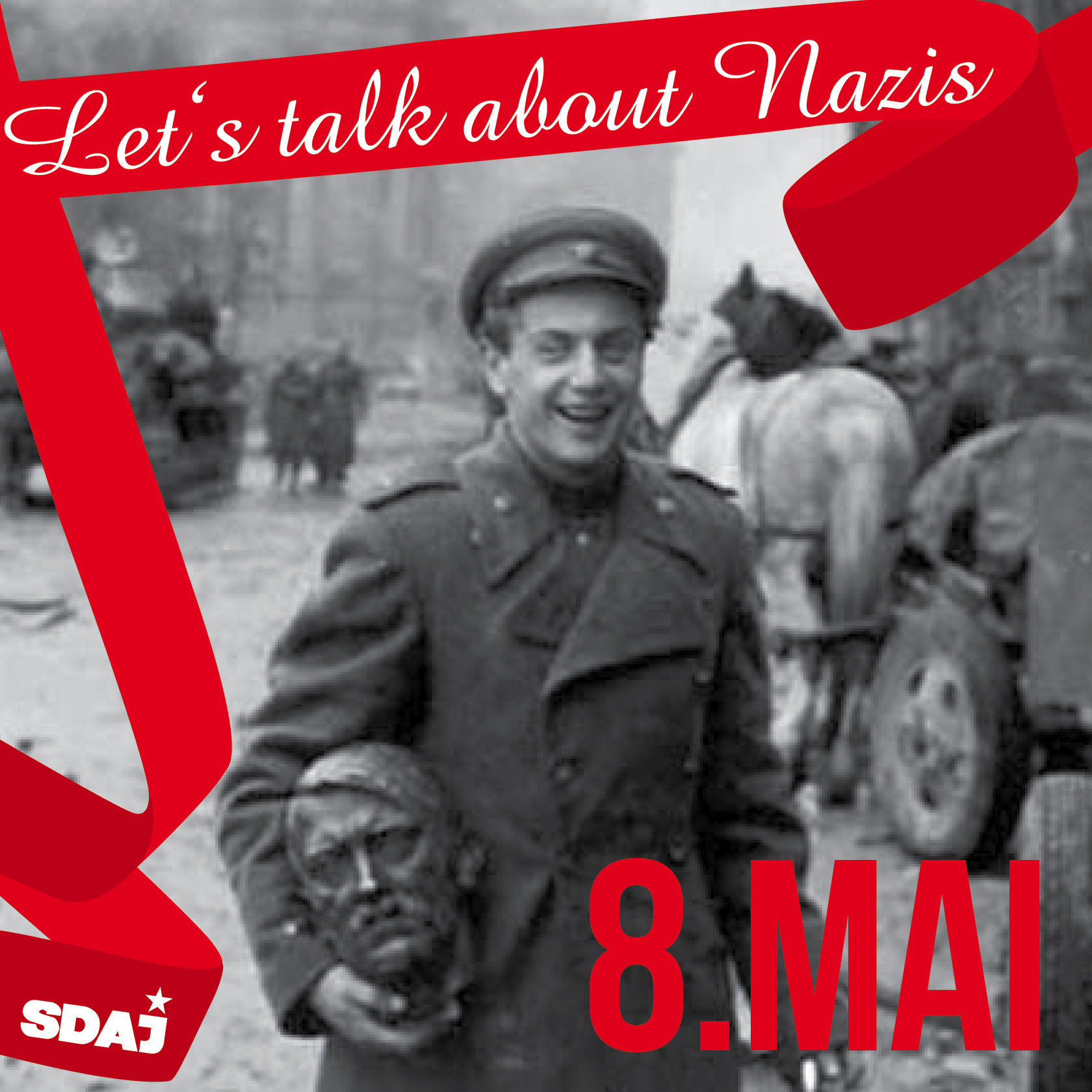 8.Mai: Let's talk about Nazis