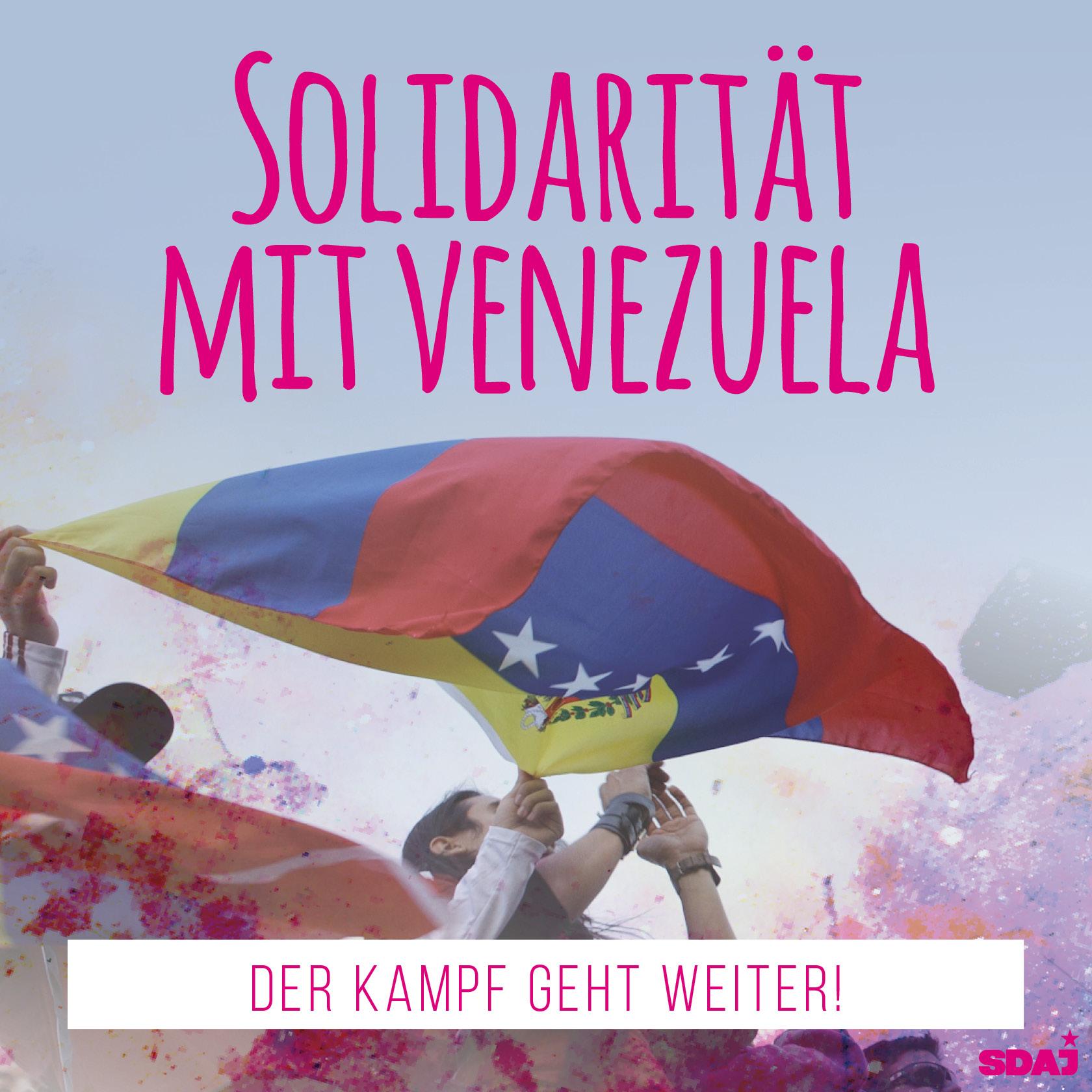 Zur aktuellen Situation in Venezuela