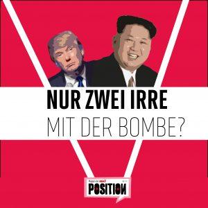 Nur zwei Irre mit der Bombe?