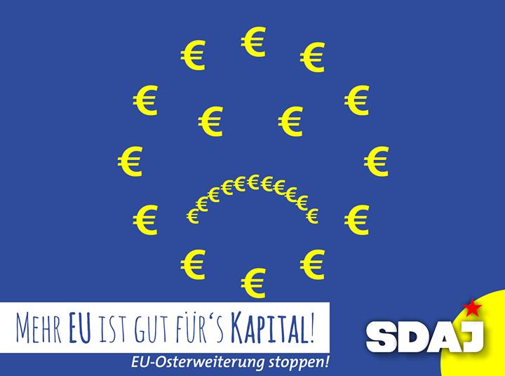 Nein zur EU-Osterweiterung!