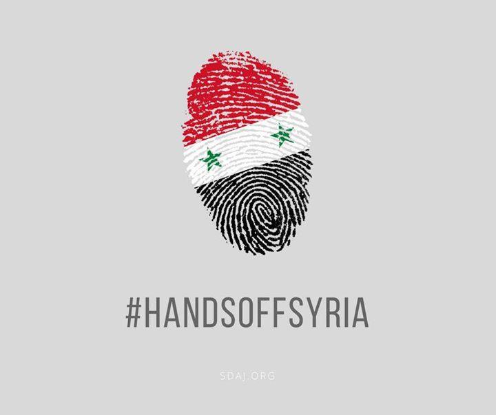 Hände weg von Syrien!Erklärung der Bundesgeschäftsführung der  SDAJ
