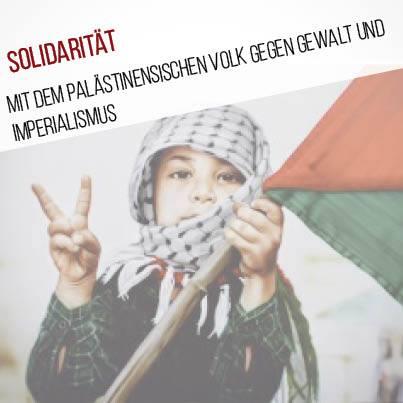 Tag der internationalen Solidarität mit dem palästinensischen Volk