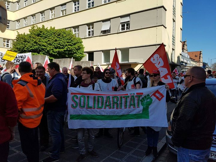 Der Streik im Öffentlichen Dienst – Ein Rückblick