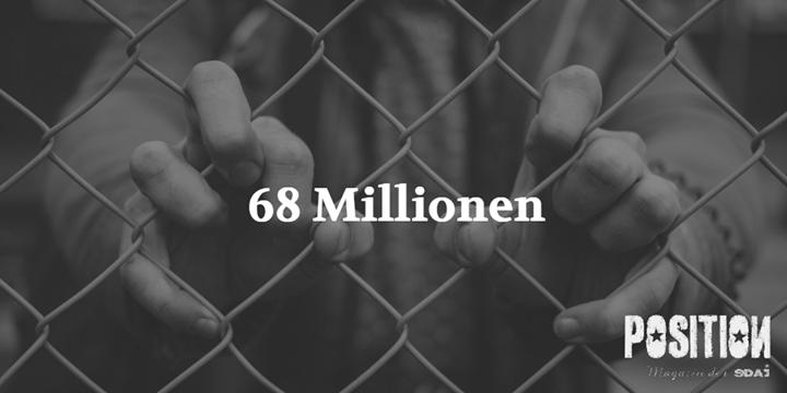 68 Millionen  …