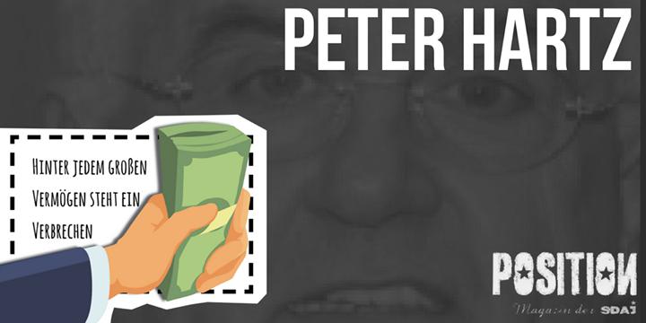 Hinter jedem Vermögen steht ein Verbrechen – Peter Hartz (POSITION  #3/18)…