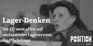 Lager-Denken (POSITION  #3/18)…