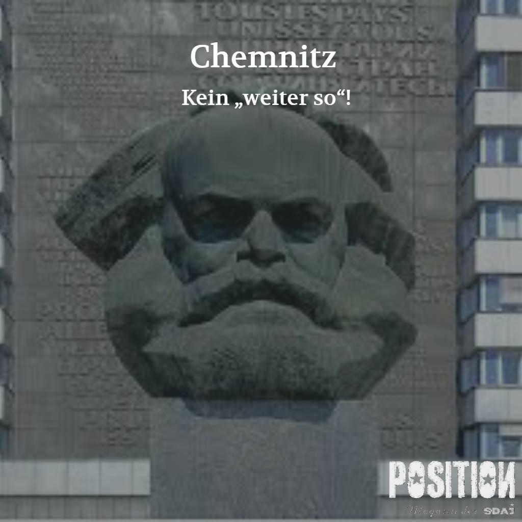 """Kein """"weiter so""""! (POSITION #4/18)…"""