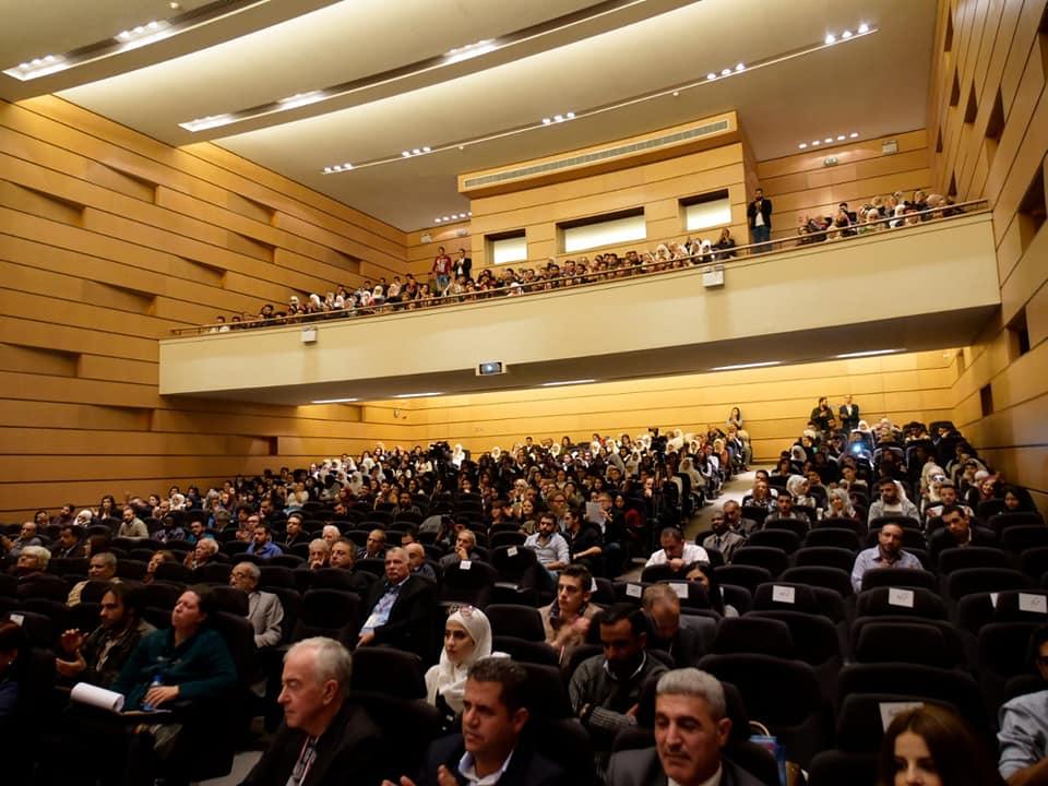 Resolution der Internationalen Solidaritätskonferenz mit der syrischen Jugend und dem syrischen Volk