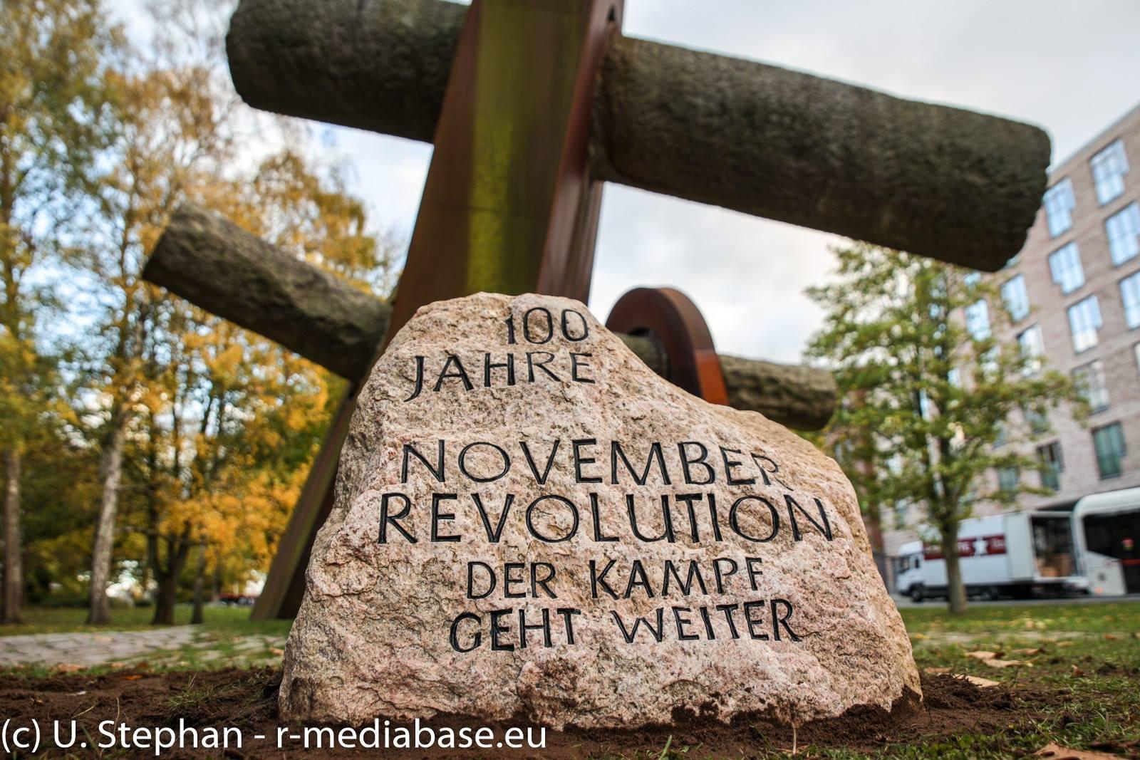 In Kiel war ganz schön was los dieses Wochenende. Um die 1000 Demonstranten vers…