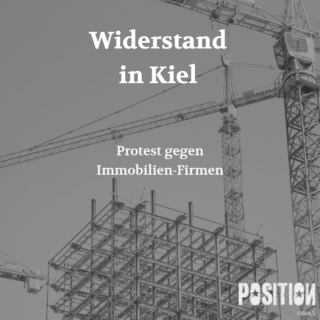 Widerstand in Kiel (POSITION #4/18)…