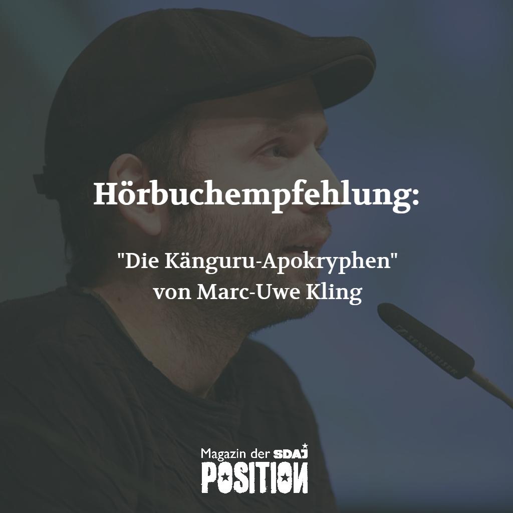Die Känguru-Apokryphen (POSITION #5/18)…