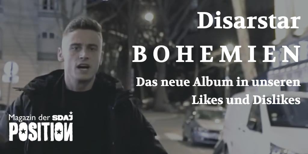 Disarstar: Bohemien…