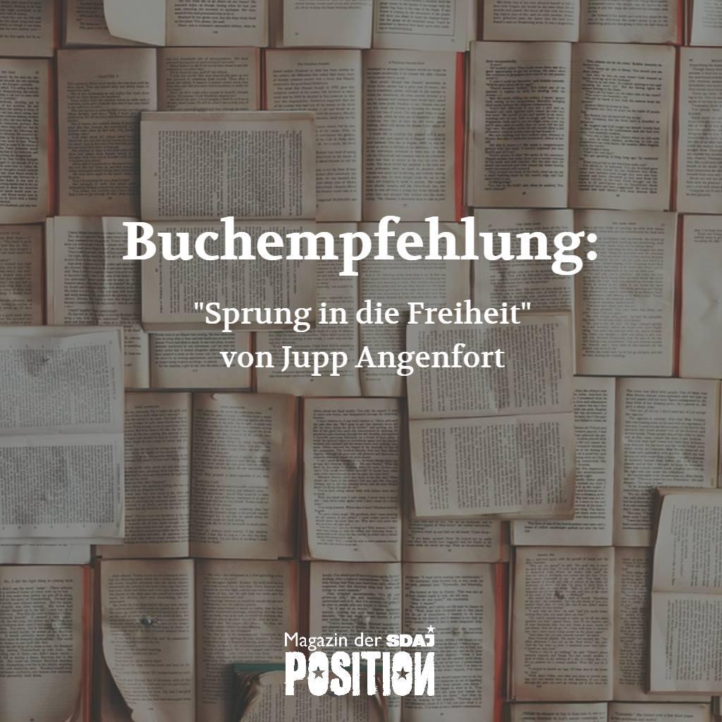 Jupp Angenfort: Sprung in die Freiheit (POSITION #5/18)…