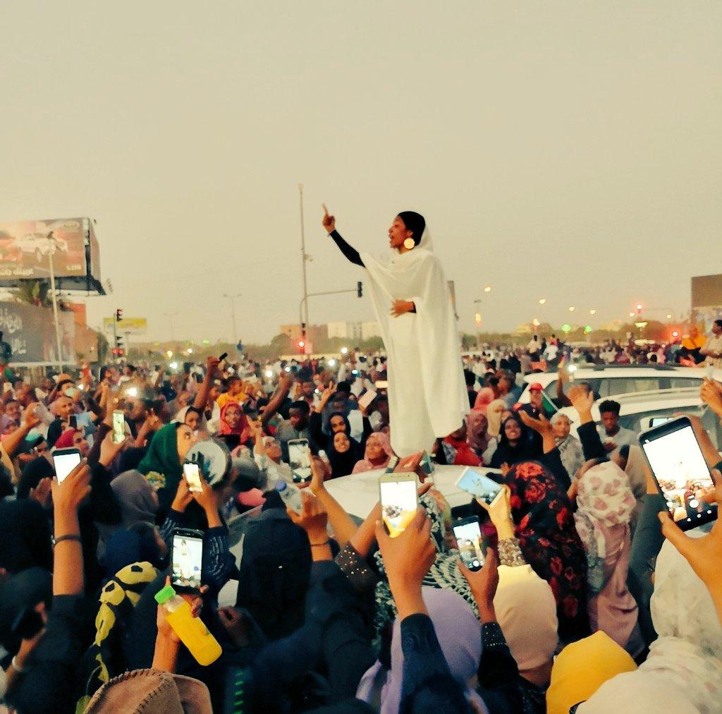 Solidarität mit den Protesten im Sudan! Nein zur Herrschaft des Militärs!