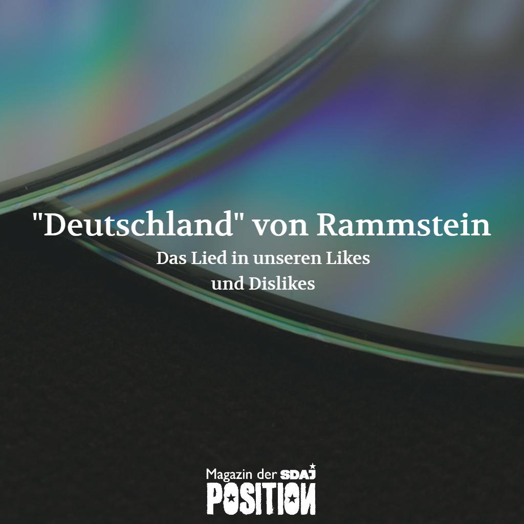 """Eindeutig uneindeutig – """"Deutschland"""" von Rammstein (POSITION #02/19)…"""