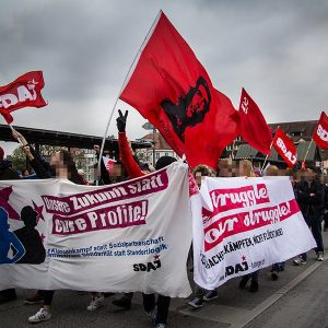 Kampftag der Arbeiterbewegung