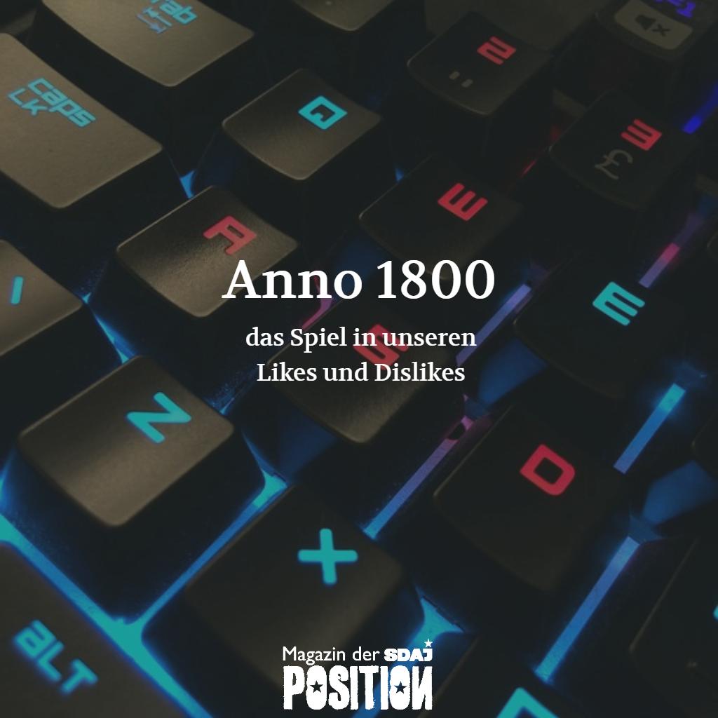 Anno 1800 (POSITION #02/19)…