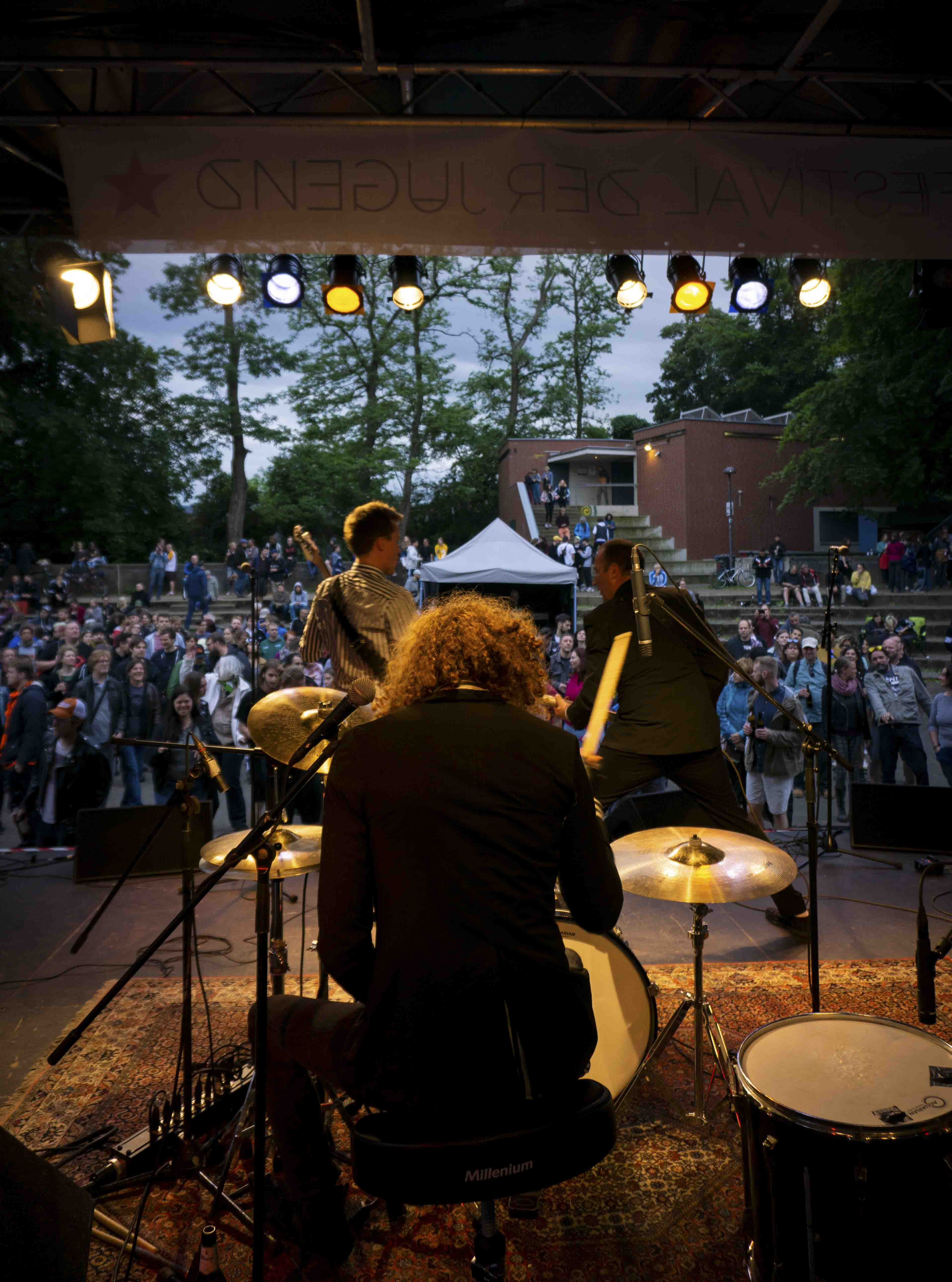 Zeit für Widerstand: Jugendfestival endet in Köln