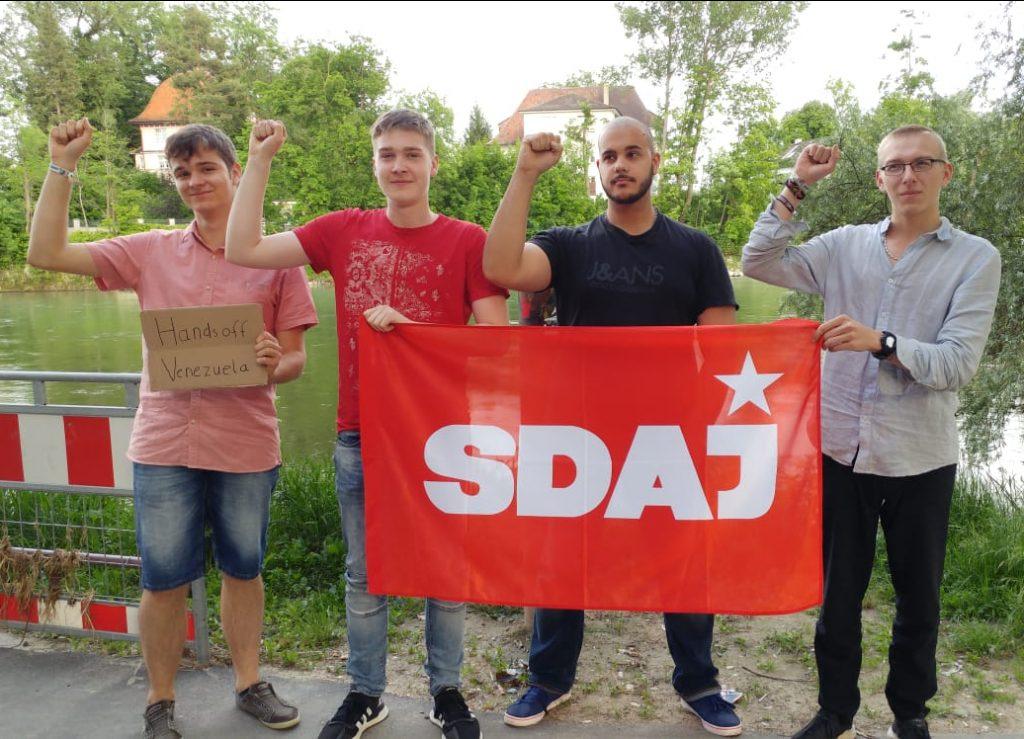Solifoto der SDAJ Ulm