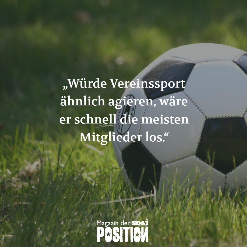 Sport in der Kommune: Ein Spaß, den man sich leisten können muss (POSITION #02/1…