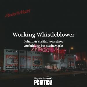 Working Whistleblower (POSITION #02/19)…