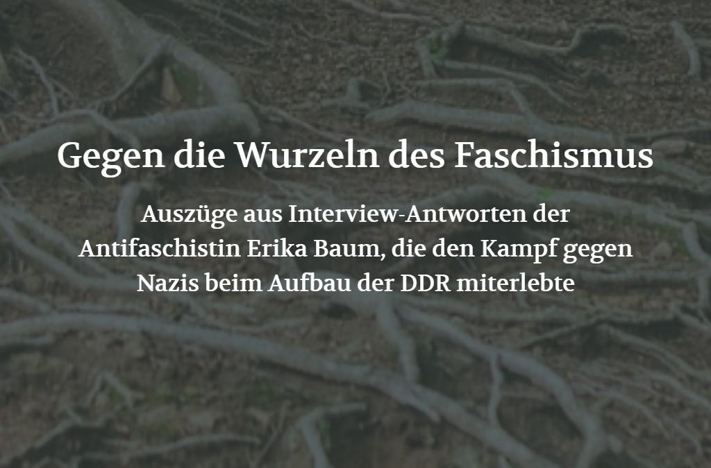 Gegen die Wurzeln des Faschismus (POSITION #04/19)