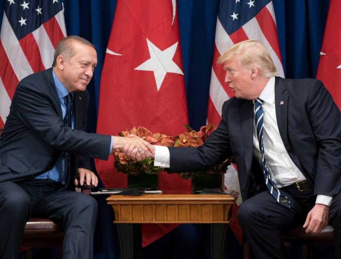 USA verlassen die eingerichtete Sicherheitszone zu Syrien – Türkei will einmarschieren