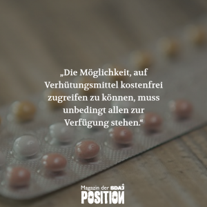 Die Pille (POSITION #04/19)