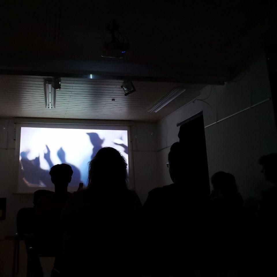 Filmabend in München