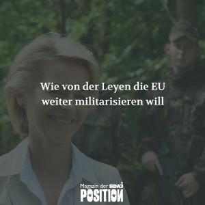 Mit Zuckerbrot und Peitsche (POSITION #05/19)