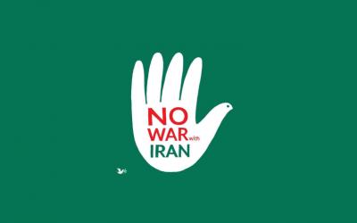 Kein Krieg gegen Iran!