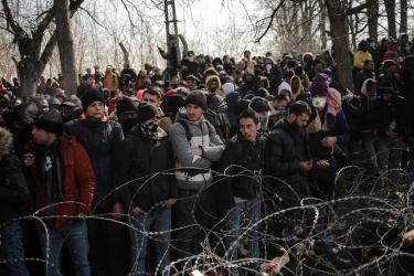 Erklärung der griechischen Kommunisten Partei zu den Entwicklungen in der Flüchtlingsfrage