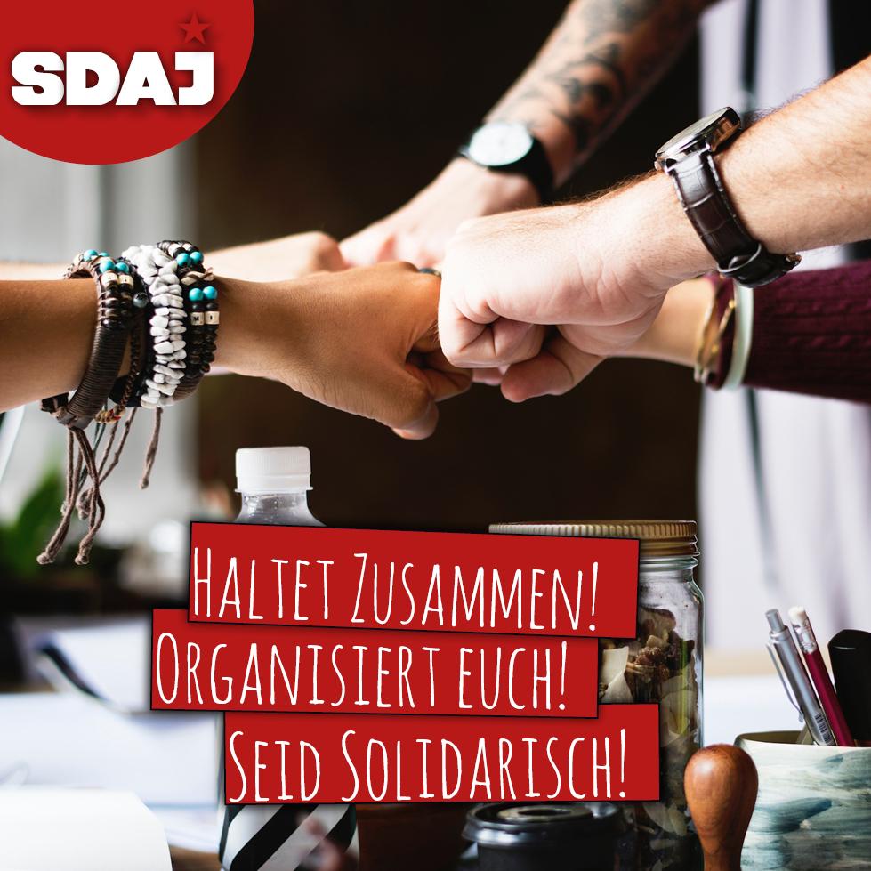 Solidarität in Zeiten der Pandemie