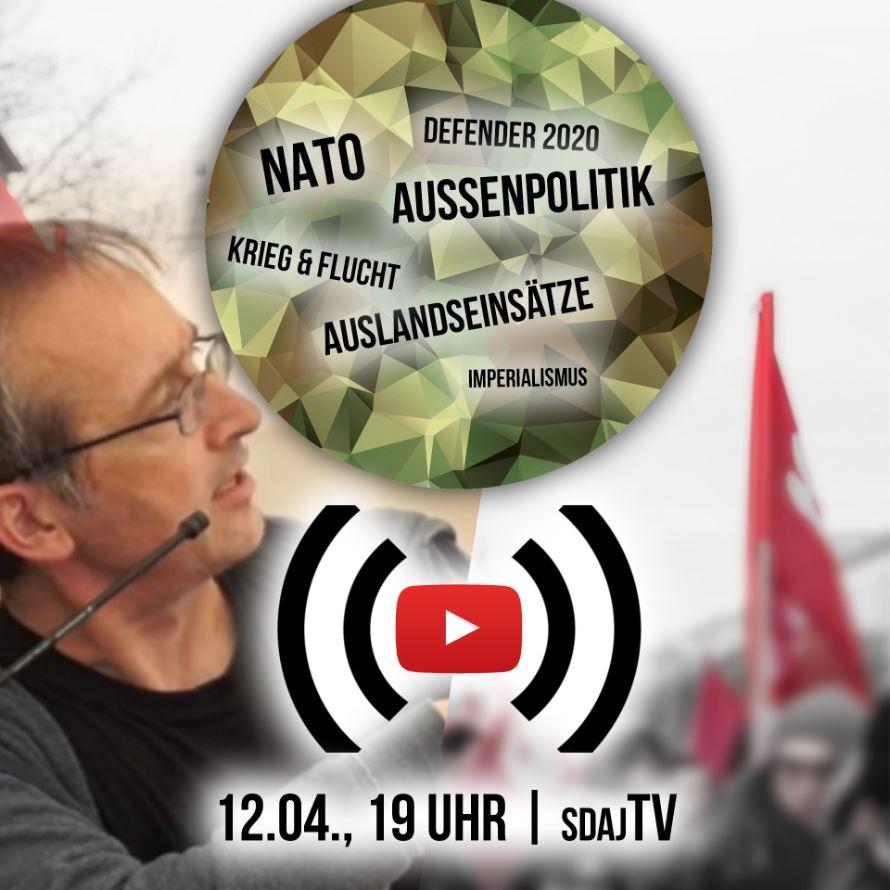 Ostermarsch-Livestream