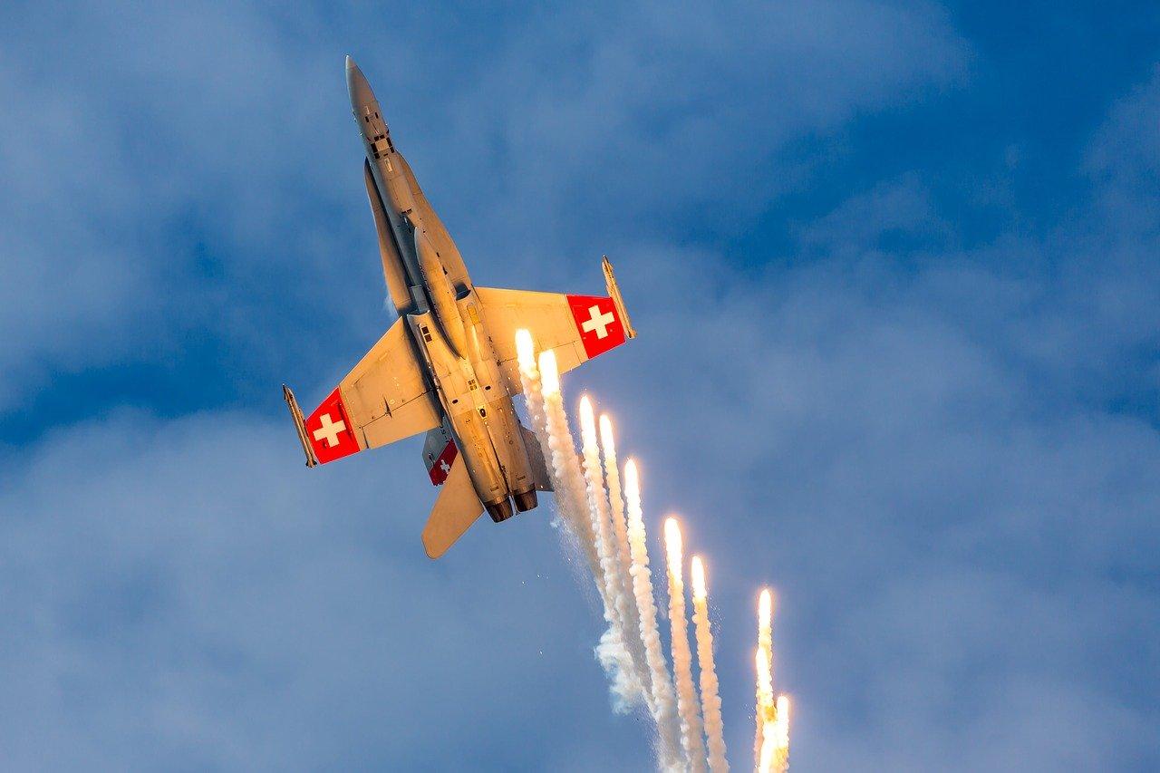 F-18 Kampfjets für den Atomkrieg