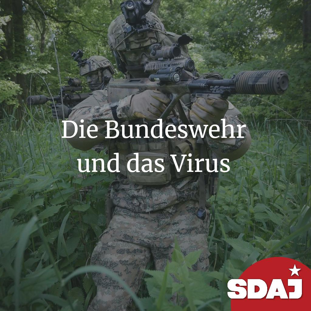 Corona als Ablenkung?! – Militär und das Virus
