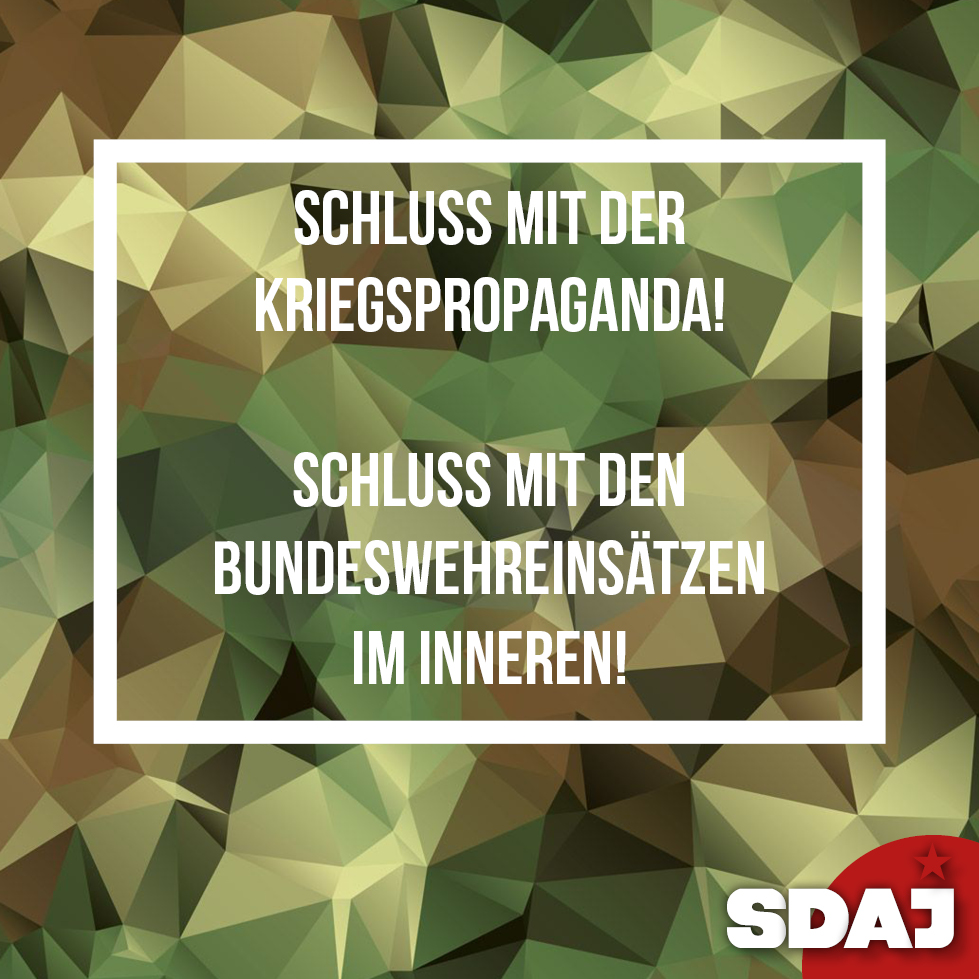 Bundeswehr im Inneren – Echte Hilfe oder Imagepflege?